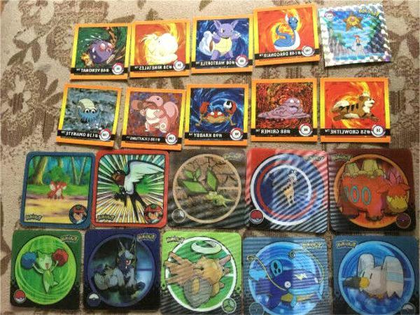 pokemon sammelbilder gebraucht kaufen