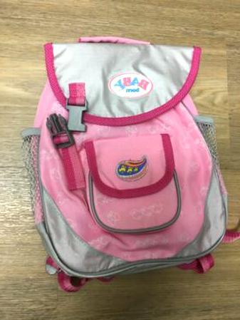 baby born rucksack gebraucht kaufen