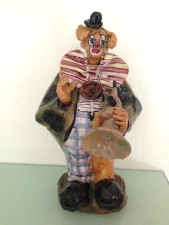 clown keramik gebraucht kaufen