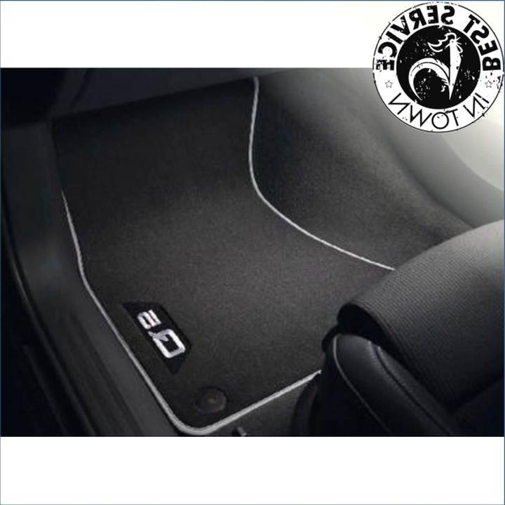 11//2008 bis 12//2016 Auto Teppiche 4er Set Velours Fußmatten Audi Q5 ab Bj