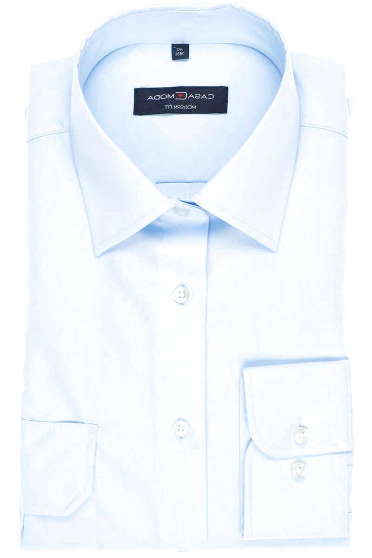 "Piloten Hemd /""Imperial de Luxe/"" langarm Farbe blau"