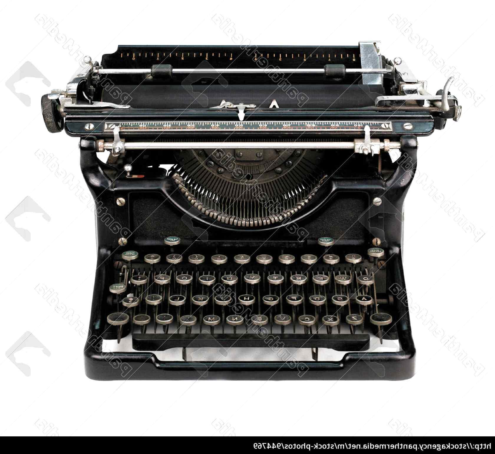 Antike Schreibmaschine gebraucht kaufen! Nur 2 St. bis -70 ...