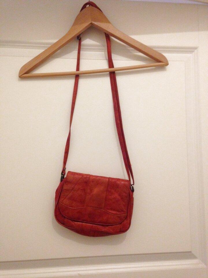 vintage tasche rot gebraucht kaufen
