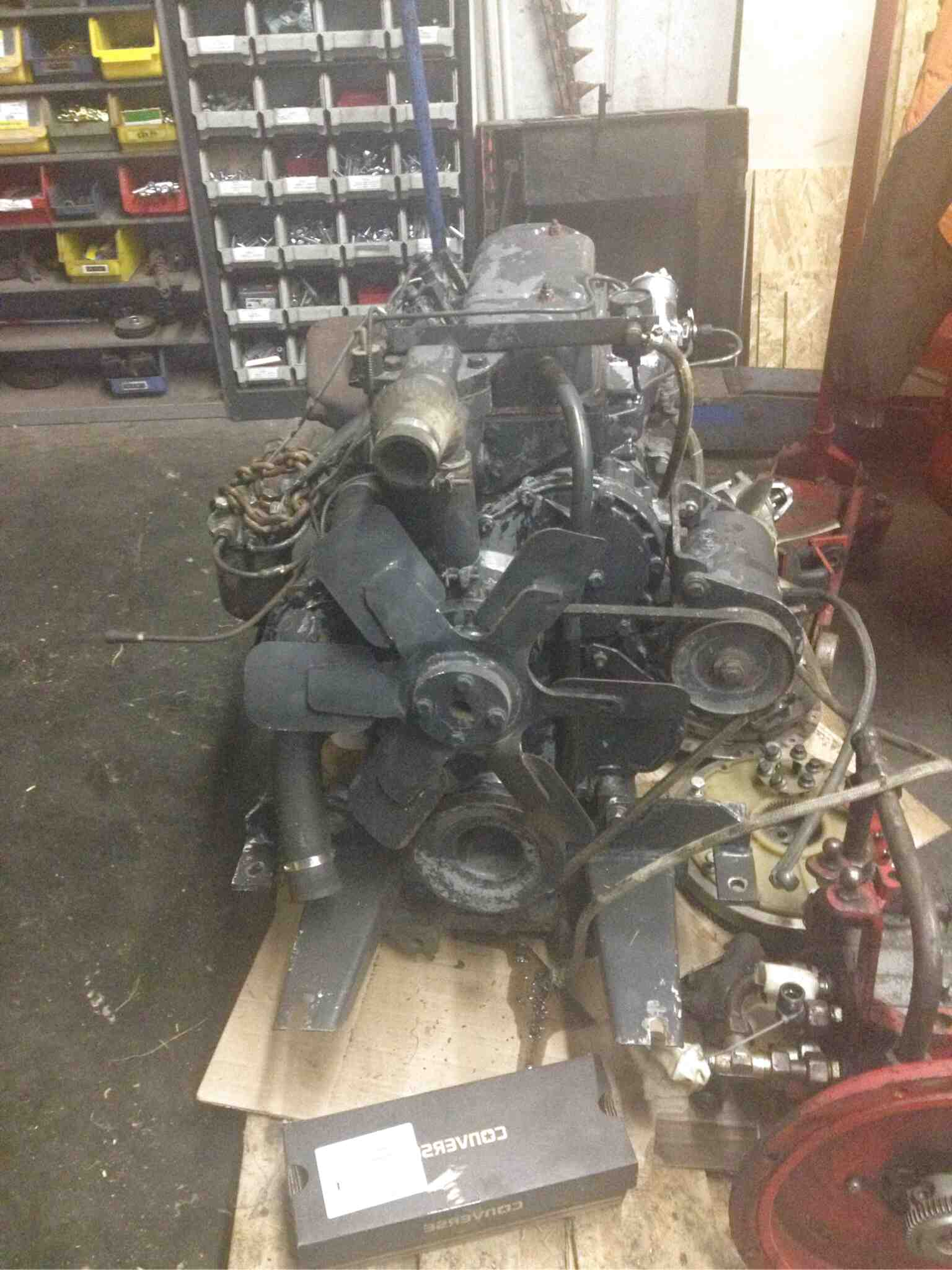 Dichtsatz für Lucas DPA Einspritzpumpen CAV von 3 4 oder 6 Zylinder Motoren