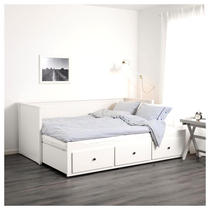 Ikea Hemnes Bett 160x200 Gebraucht Zuhause