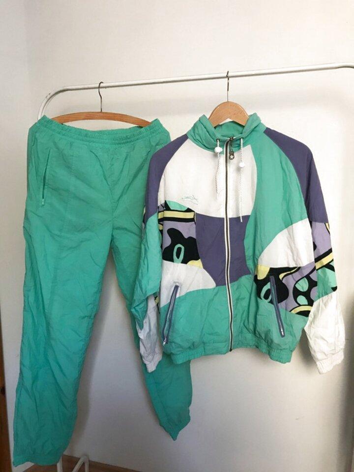 trainingsanzug vintage gebraucht kaufen