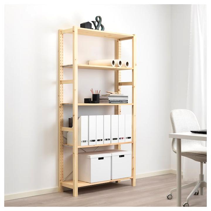 Ikea Cd Regal Kiefer - Test 4