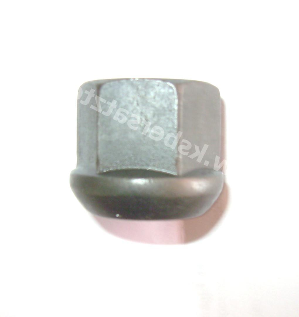 FKAnh/ängerteile 24 St/ück Radmutter DIN 74361 A Kugelbundmutter M12 x 1,5 verzinkt