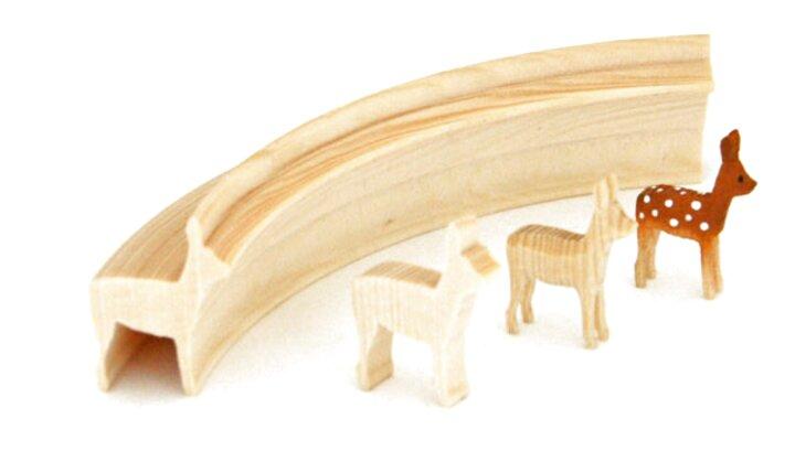 REIFENTIERE Arche Noah NEU Erzgebirge Reifentier Volkskunst Tiere Holz Zubehör