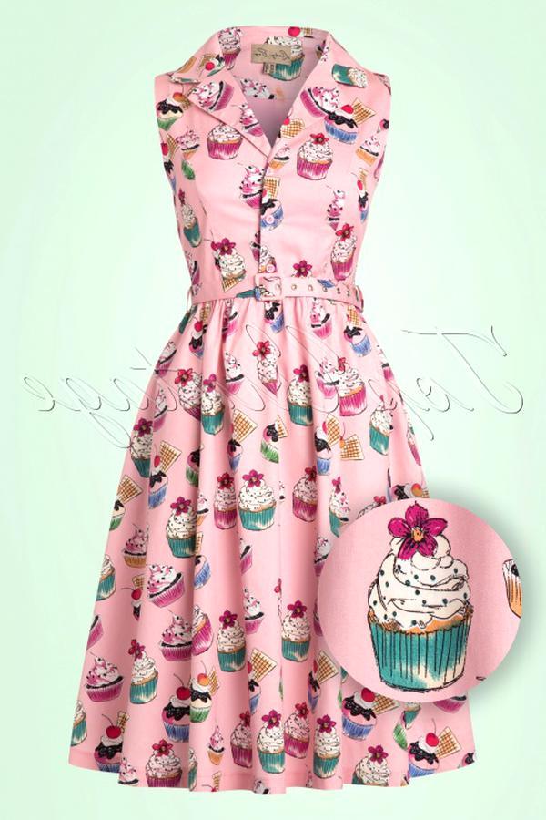 Cupcake Cult VOODOO MORO Zombie Panda Dress KLEID Rockabilly