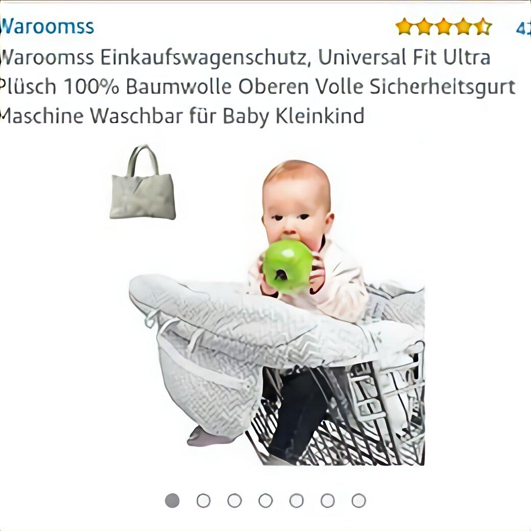Kindersicherheit Magent Einkaufswagenschutz Baby Einkaufswagen Abdeckung Baby Supermarkt Einkaufswagen Kissen Waschbar Kinderwagen Weicher Organisatoren