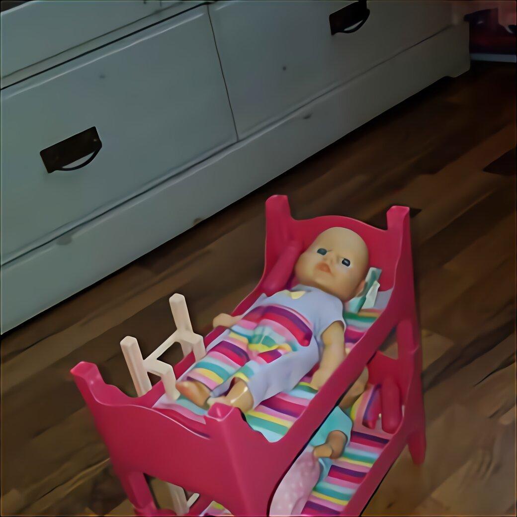 Puppenbett Annabell gebraucht kaufen! Nur 2 St. bis -70% ...