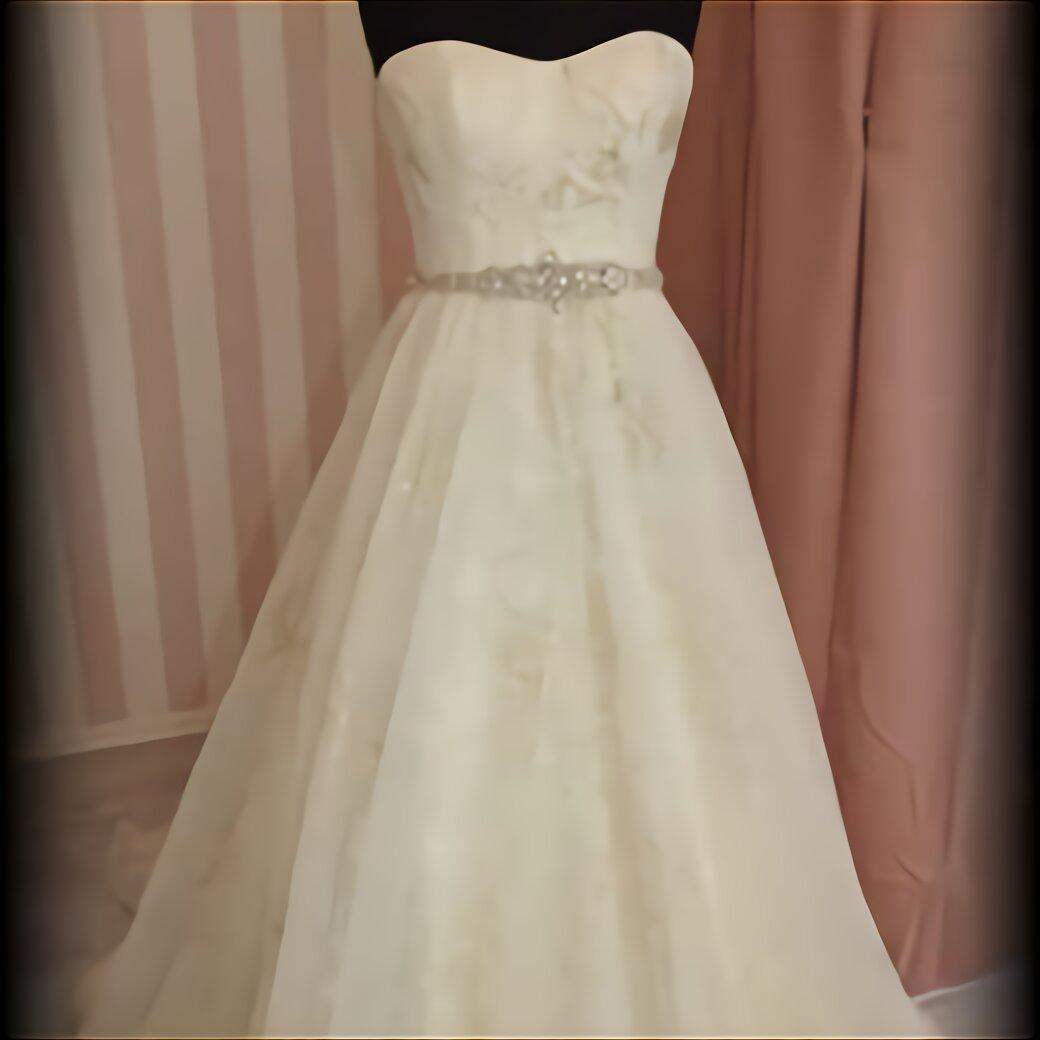 Kleid Standesamt Creme gebraucht kaufen! 2 St. bis -65% ...