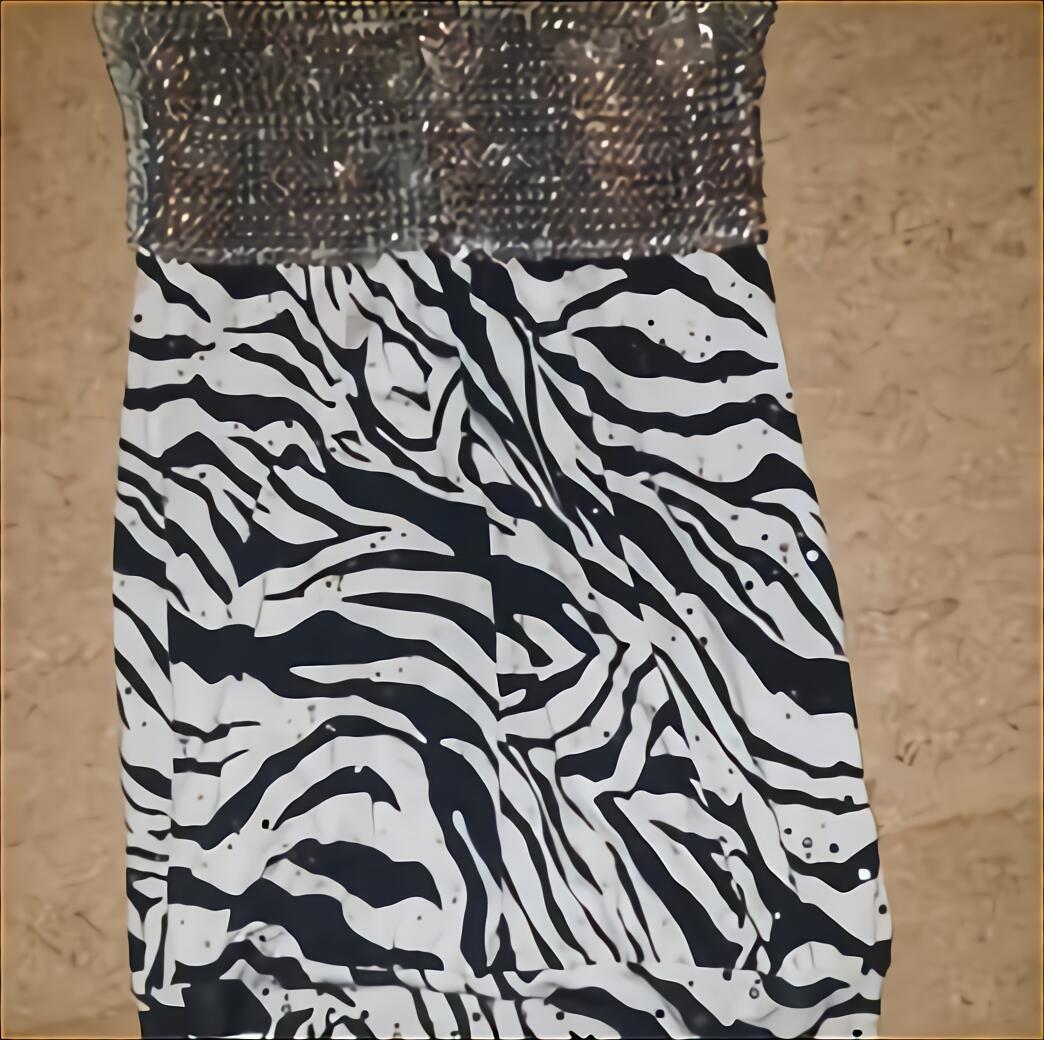 Mini Kleid Leopard gebraucht kaufen! 4 St. bis -75% günstiger