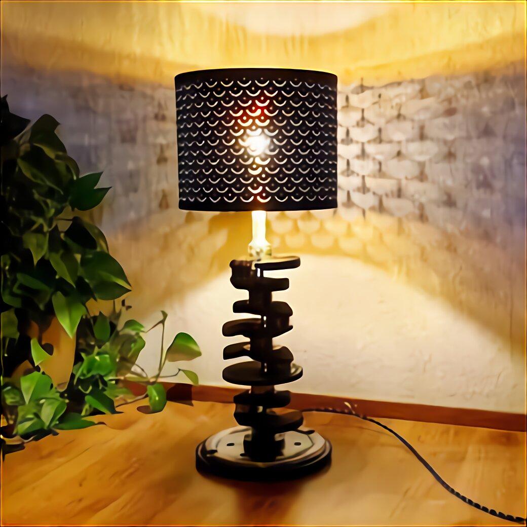 Große Wohnzimmerlampe gebraucht kaufen! Nur 9 St. bis -9% günstiger
