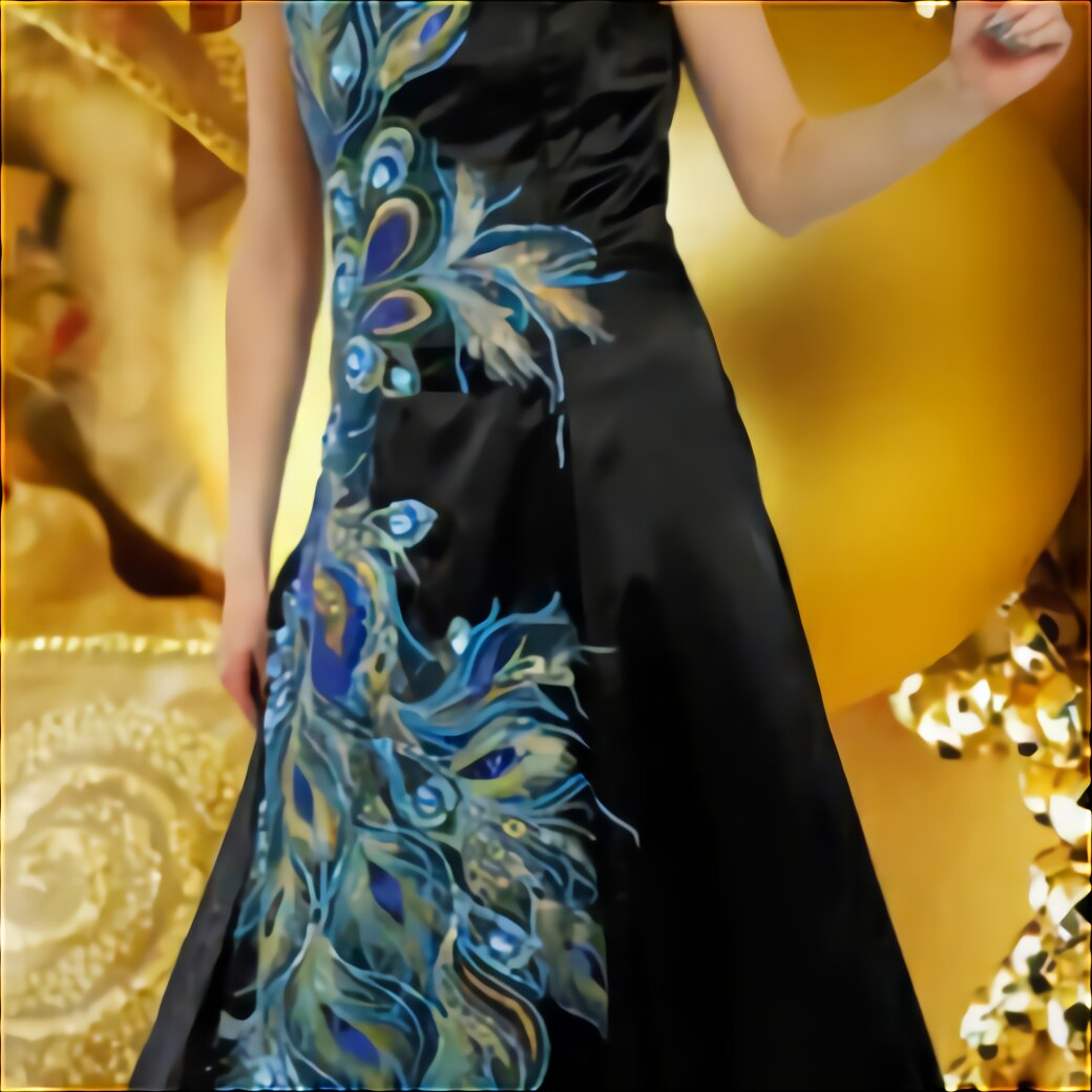 abendkleid strass