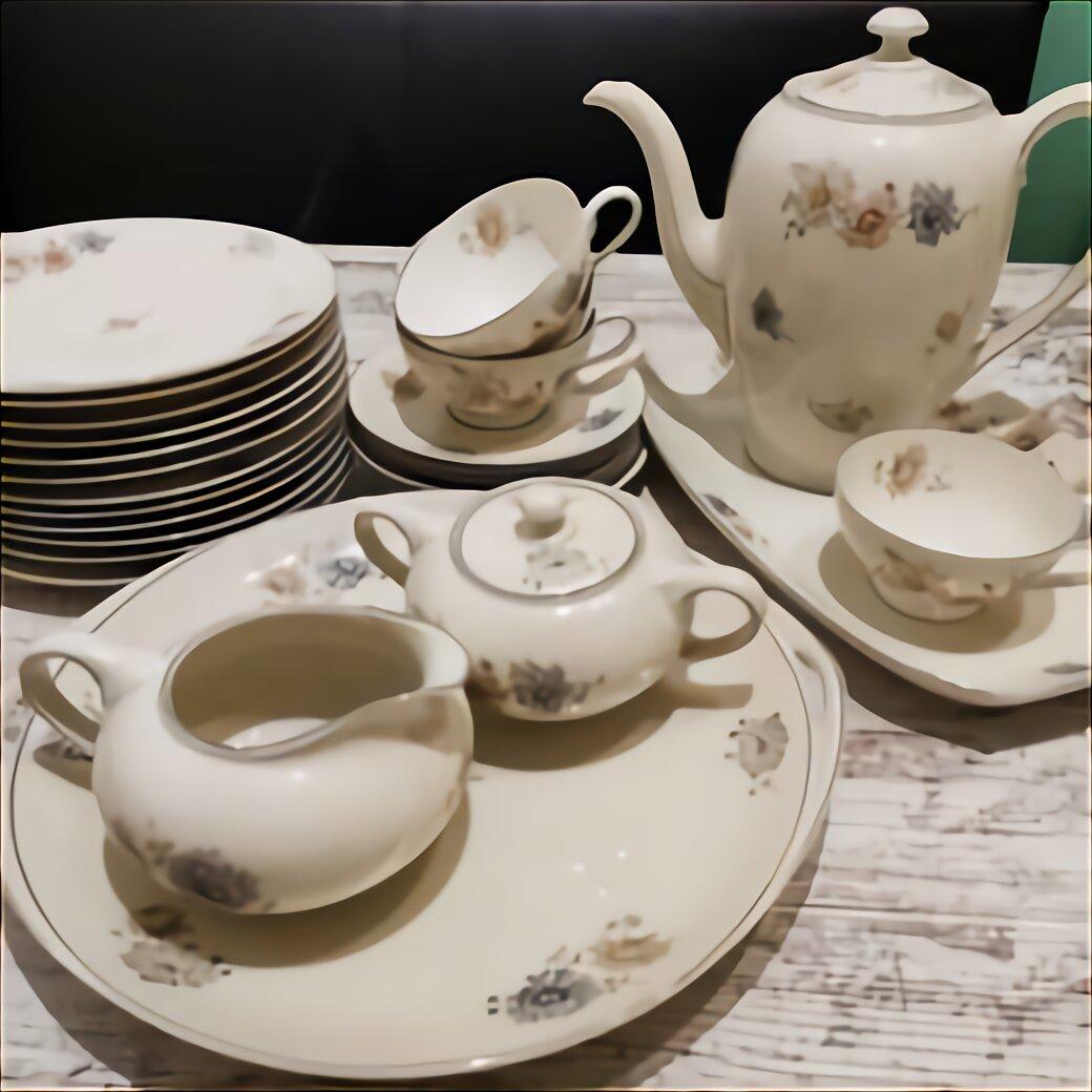 Rosenthal Else Tee-Kaffeegedeck Kronach Elfenbein