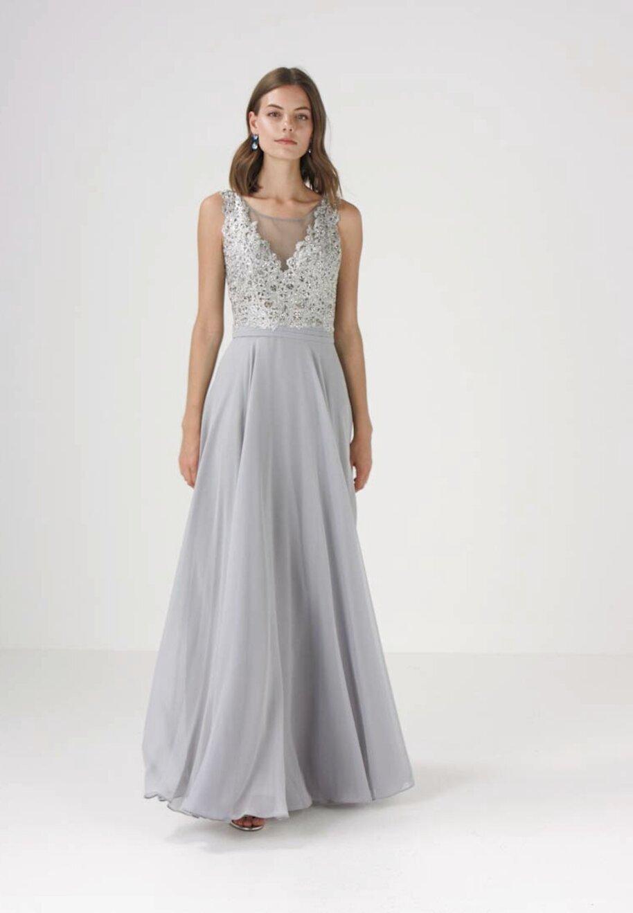Hochzeitskleid, weiß, GR 18, LUXUAR LIMITED