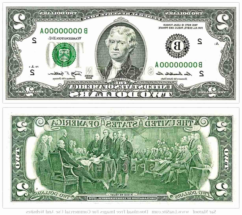 2 Dollar Note Gebraucht Kaufen Nur 2 St Bis 70 Gunstiger