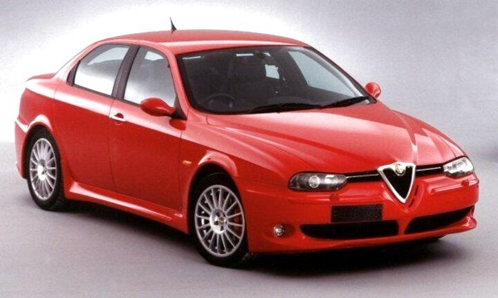 Alfa Romeo 156 2,5 V6 Motorlagerung Motorlager NEU