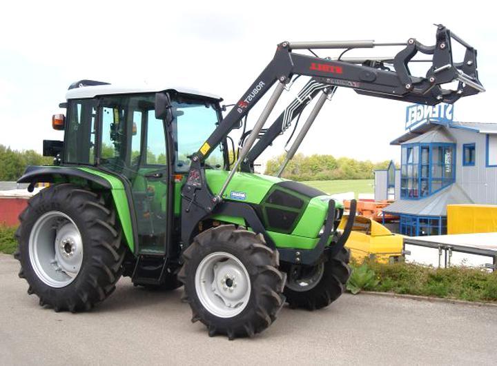 wzgląd transmisja taca allrad traktoren günstig kaufen