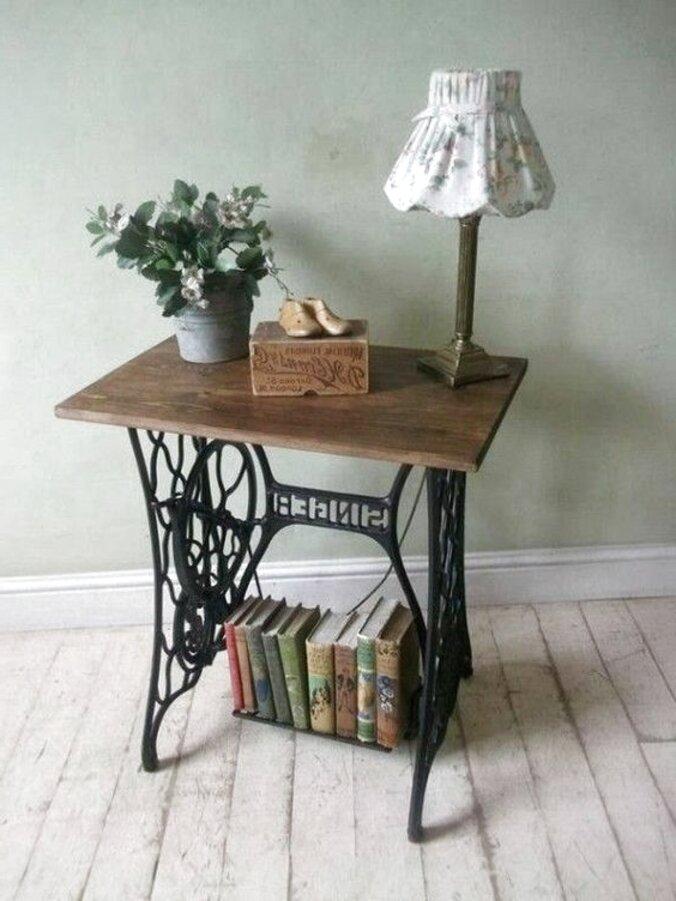 alte nahmaschine tisch gebraucht kaufen