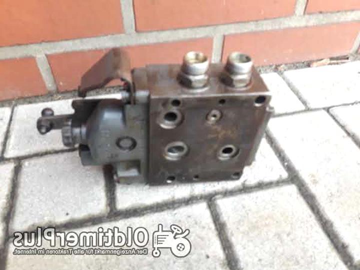 Griff für Bosch SB7 Hydrauliksteuergerät Steuerventil Hebel Hydraulik Fendt