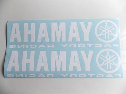 aufkleber yamaha weiß gebraucht kaufen