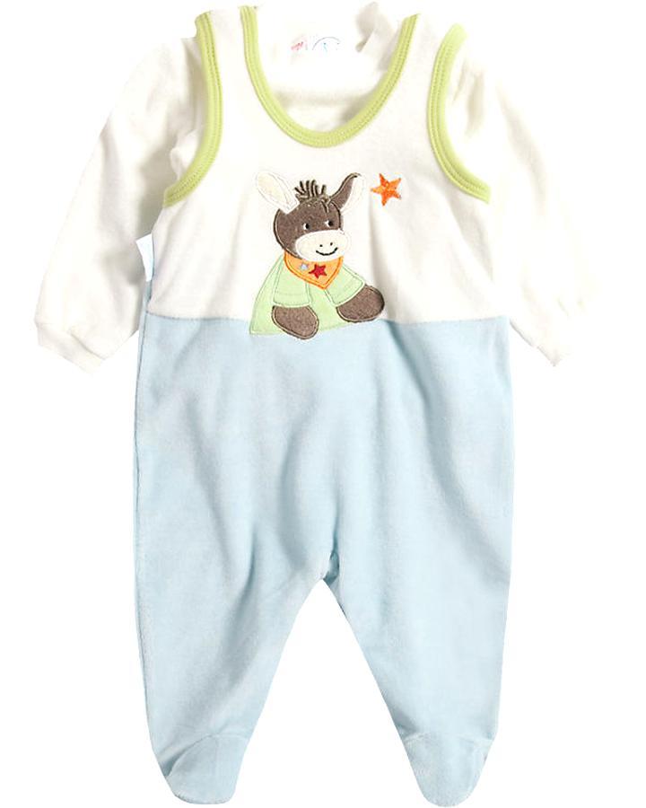Sterntaler Unisex Baby Barboteuse Formender Body