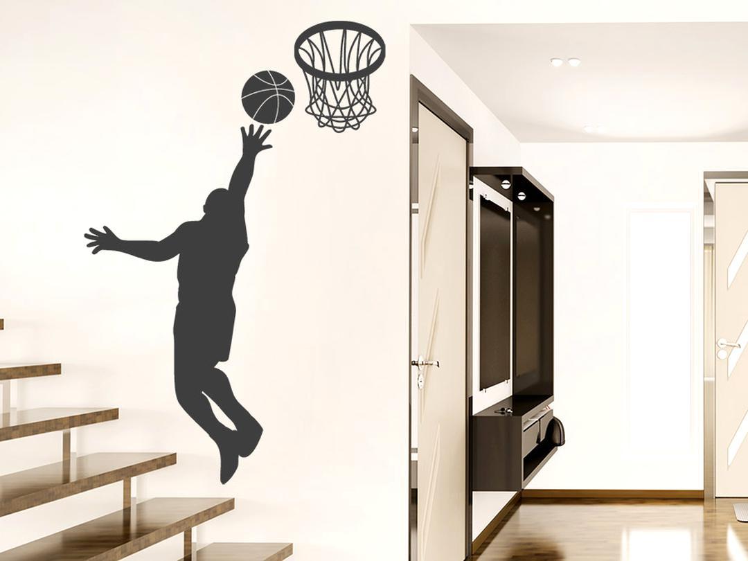 wandtattoo basketball gebraucht kaufen