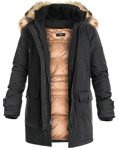 boss winterjacke gebraucht kaufen