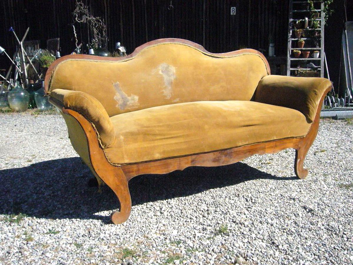 Altes Sofa gebraucht kaufen! Nur noch 3 St. bis -75% günstiger