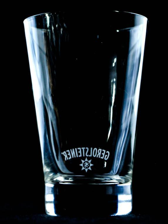Selters Mineralwasser Wasser 6x Set Gläser Glas Trinkglas Klar NEU