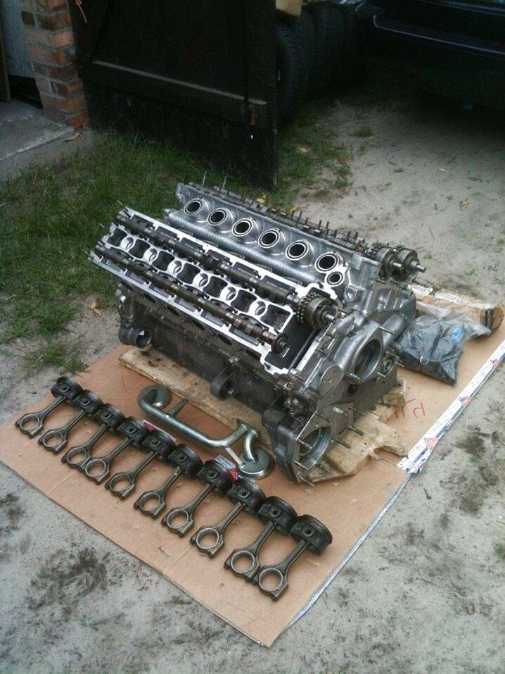 v12 motor defekt gebraucht kaufen