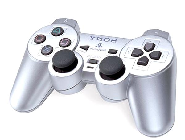 ps2 controller sony silber gebraucht kaufen