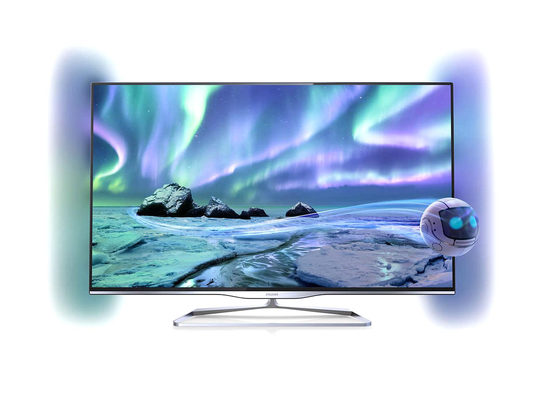 philips led tv ambilight gebraucht kaufen nur 2 st bis 60 g nstiger. Black Bedroom Furniture Sets. Home Design Ideas