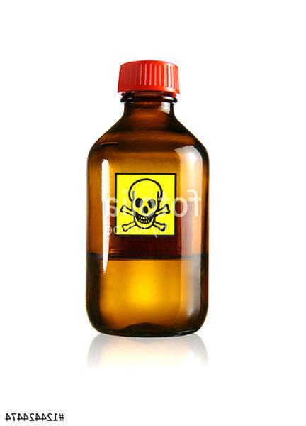 Alte Giftflasche Totenkopf Glasflasche 1 Liter grün Arzt Apotheke *unbenutzt*