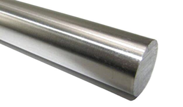 wählbar Ø 6-80 mm Längen Präzisionswelle C45+C+SL geschliffen h6 versch
