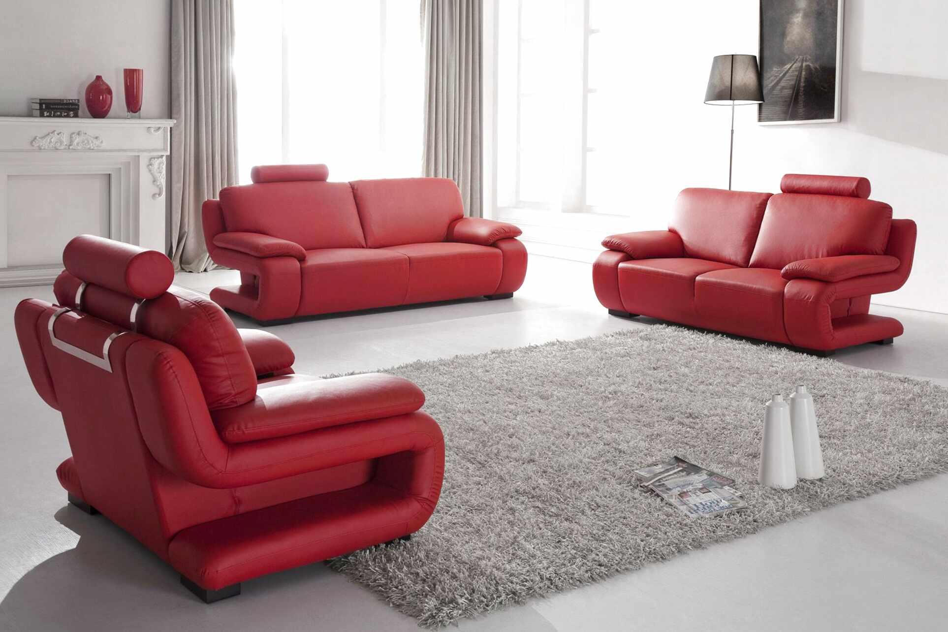 Couchgarnitur Leder gebraucht kaufen! Nur 19 St. bis -19% günstiger