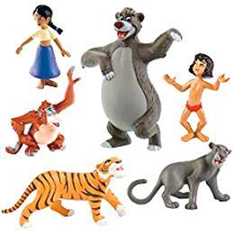 Dschungelbuch Figuren