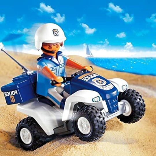 playmobil polizei quad gebraucht kaufen nur 3 st bis 65