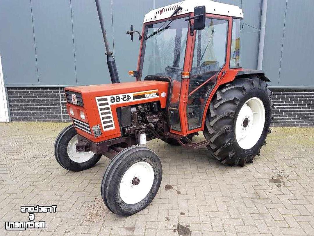 fiat traktor gebraucht kaufen 2 st bis 70 g nstiger. Black Bedroom Furniture Sets. Home Design Ideas