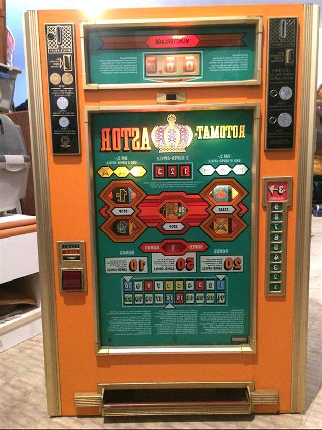 Spielautomat Gebraucht