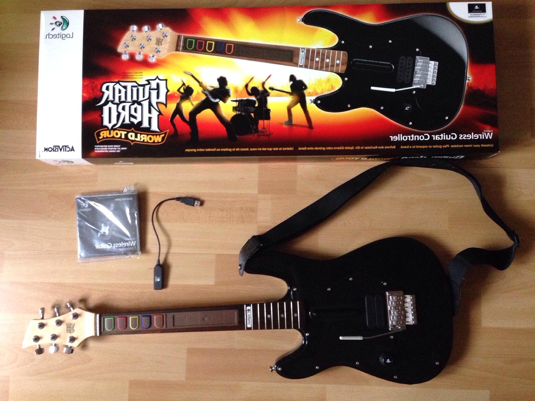 logitech gitarre gebraucht kaufen