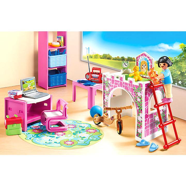 Playmobil Kinderzimmer gebraucht kaufen! 2 St. bis -60 ...