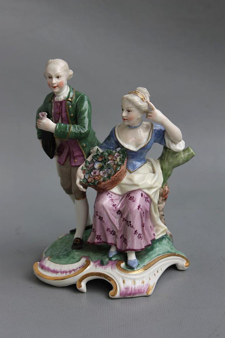 alte porzellanfigur gebraucht kaufen