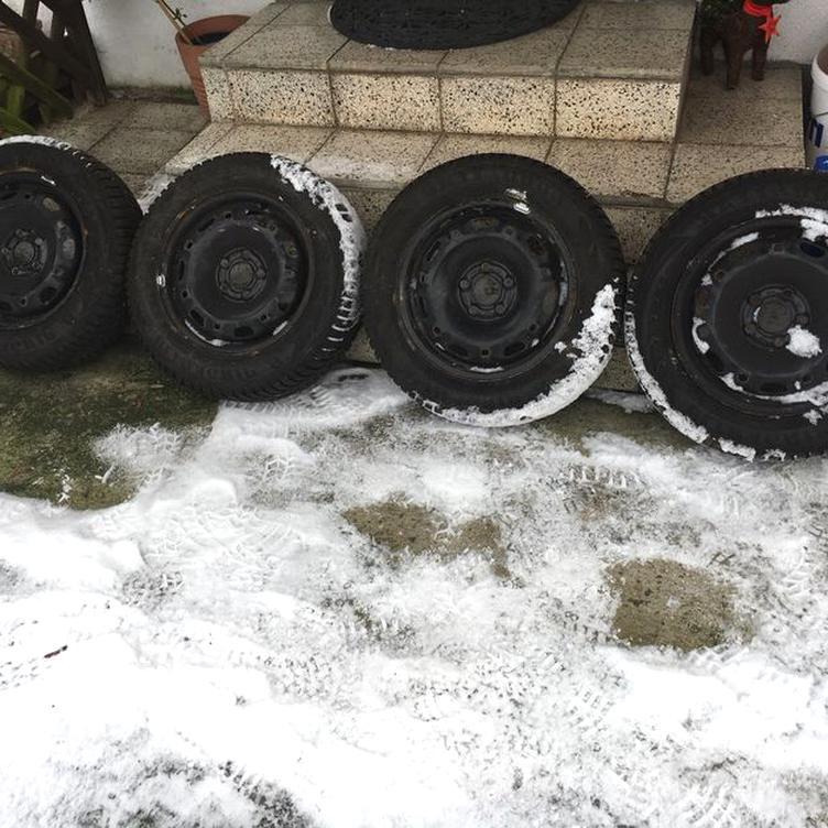 winterreifen polo 9n gebraucht kaufen
