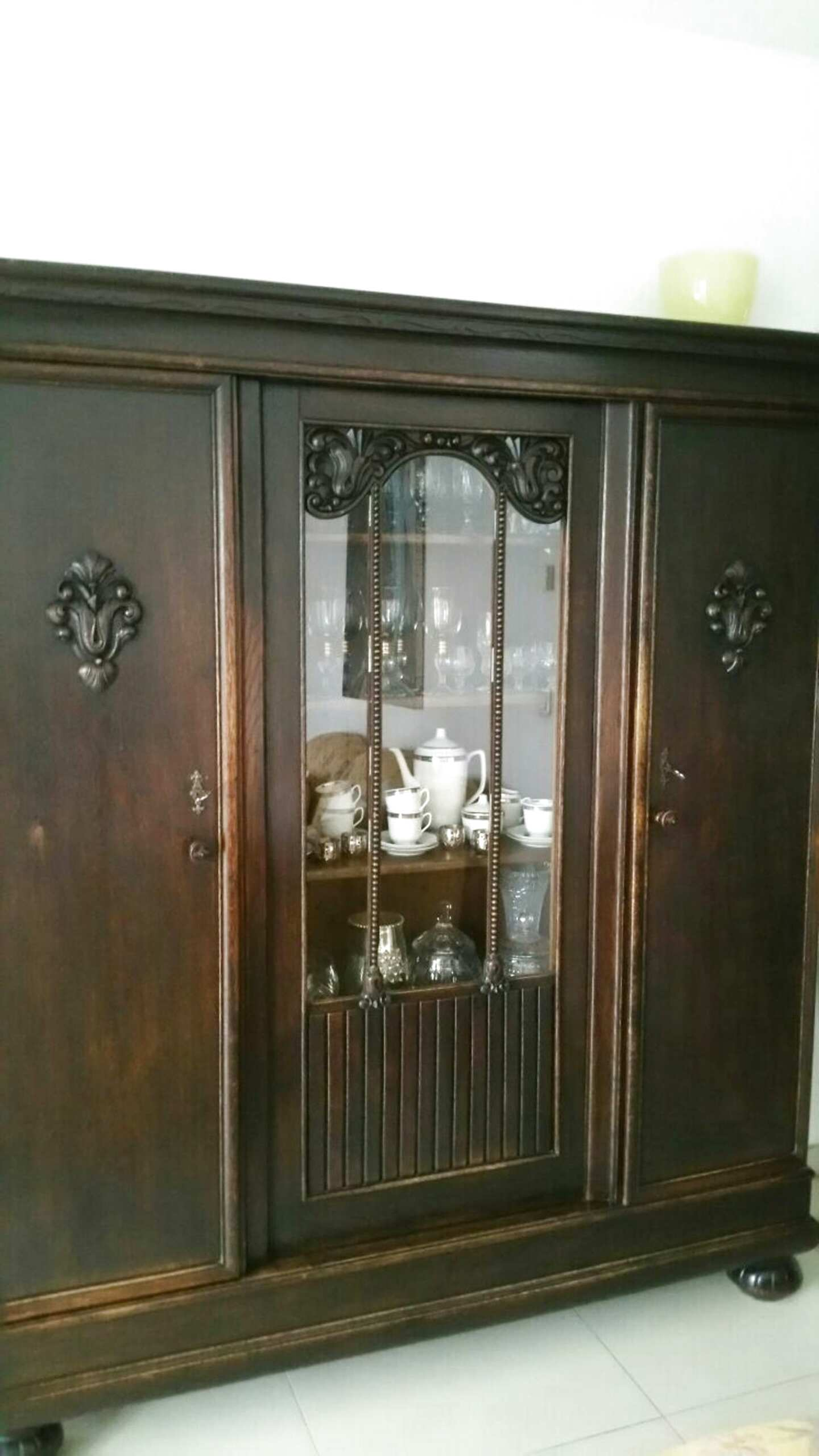 Wohnzimmerschrank Antik gebraucht kaufen! Nur 9 St. bis -9% günstiger