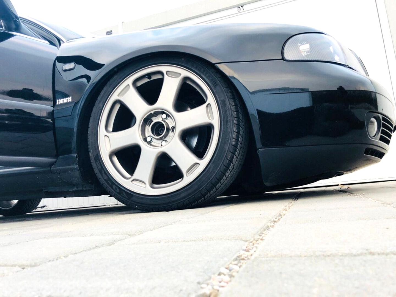 Avant RedLine Gewindefahrwerk Sportfahrwerk komplett  Audi A4 B5 Limo