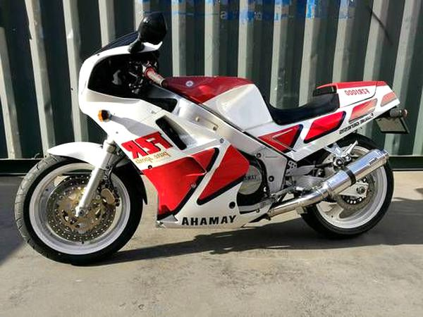 MetalGear Bremsbel/äge hinten f/ür Yamaha FZR 1000 EX UP 3LE 1989-1991